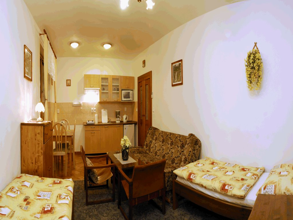 , Pension Apollo Apartments, Špindlerův Mlýn