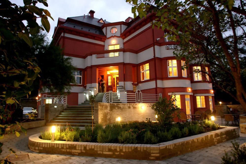 Hotel Villa, Praha