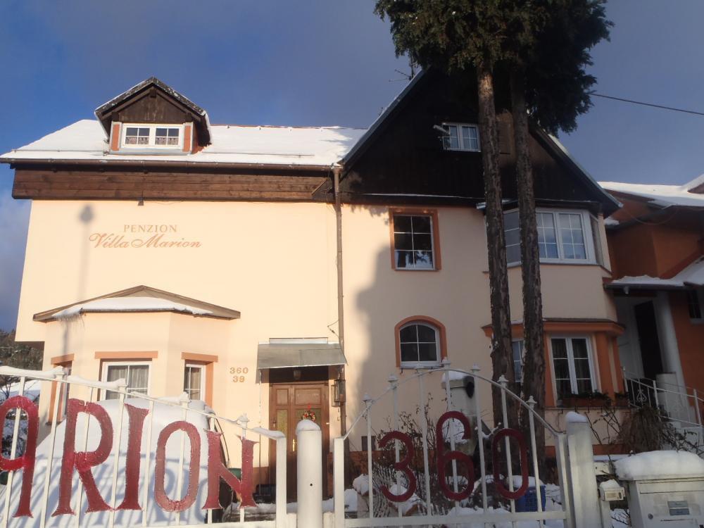 Villa Marion - Mariánské Lázně, Mariánské Lázně