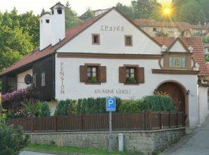 Pension Krásné Údolí, Český Krumlov