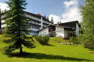 Sport hotel Olympia, Stachy,