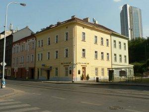 Pension Beta, Praha 2