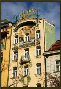 Hotel Meran, Praha 1