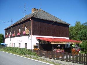 Penzion Bakalář, Frymburk