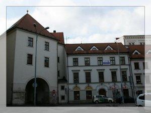 Rooms Novobranská / Orlí, Brno
