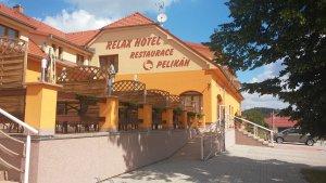 Relax Hotel Pelikán, Purkarec, Hluboká nad Vltavou