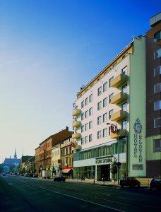 Hotel Slovan, Brno