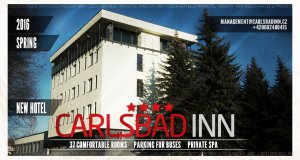 Parkhotel CARLSBAD INN****, Karlovy Vary