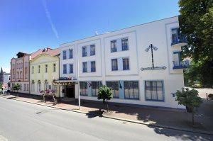 Hotel Zlatá štika ***, Pardubice
