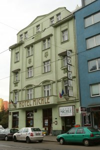 Hotel Michle, Praha 4 Michle