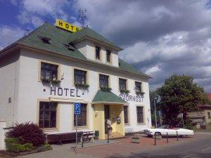 Hotel Svornost, Praha 9