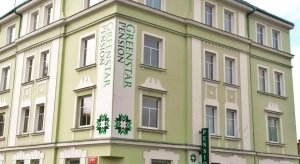 Pension GREENSTAR, Ústí nad Labem,