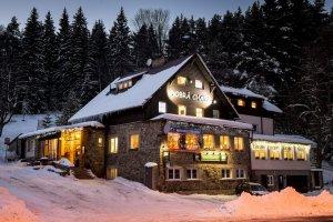 Horský hotel DOBRÁ CHATA, Stachy