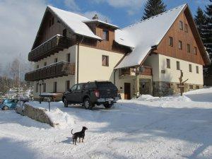 penzion Alpský Dům, Železná Ruda