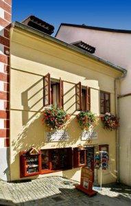 Ubytování Zámecké Schody, Český Krumlov