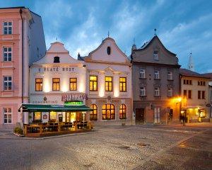 Hotel Concertino - Zlatá Husa, Jindřichův Hradec