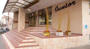 Hotel Junior Poděbrady, Poděbrady