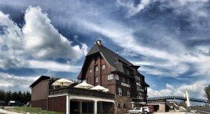 Hotel Pomezí, Cínovec