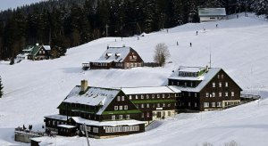 Horský hotel Žižkova bouda, Pec pod Sněžkou