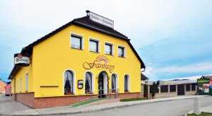 Penzion Fantasy - minigolf, Lipník nad Bečou