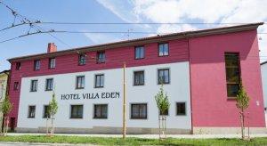 Hotel Villa Eden, Jihlava