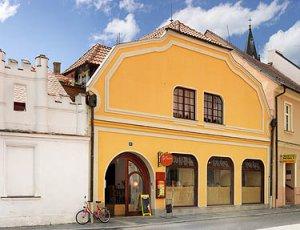 Penzion Pohádka, Třeboň