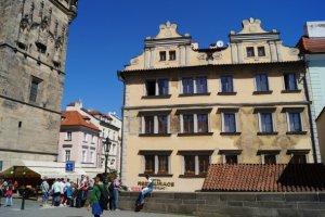 Hotel U 3 Pstrosu, Praha