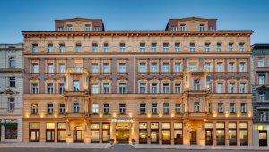 Sheraton Prague Charles Square Hotel, Praha
