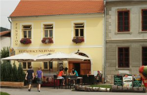 Penzion Restaurace Na Rynku, Chvalšiny