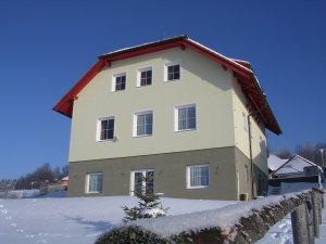 Apartmány Záhořovo Lože, Horní Planá