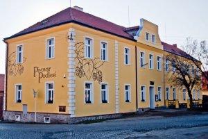 Penzion Pivovar Podlesí, Příbram