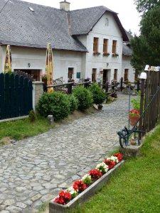 Penzion Sucháč, Osečná