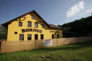 Penzion Borneo, Mladé Buky