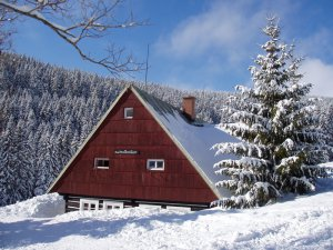 Boudy V Modrem Dole, Pec pod Sněžkou