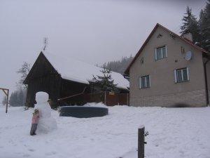 Chalupa Františka, Horní Bečva