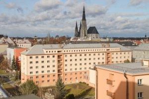 Univerzita Palackého v Olomouci, Olomouc
