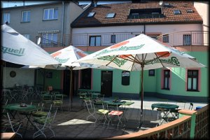 Penzion restaurant U Kohoutka, Pardubice