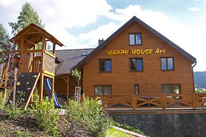 Happy House Apartments, Špindlerův Mlýn