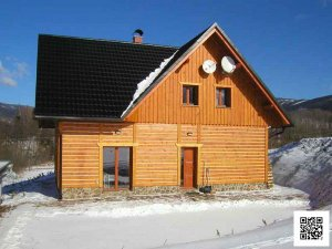 Chalupa Dolní Morava s privátní saunou, Dolní Morava