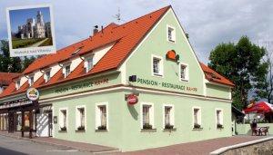 Pension a restaurace KA.PR, Hluboká nad Vltavou