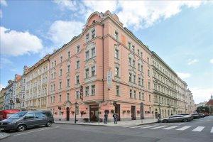 Myo Hotel Caruso, Praha