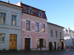 Apartman Pod Kostelem, Polná