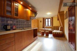 Apartmany Chribska, Chřibská