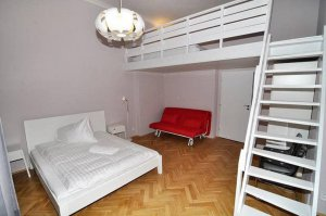 Sightseeing apartment by Ruterra, Praha,