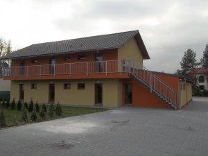 Apartmány Sophia, Velké Losiny