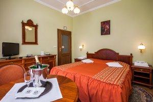 Hotel Jelínkova vila, Velké Meziříčí