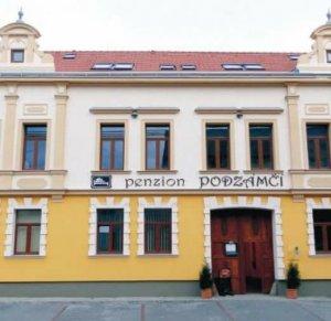 Penzion Podzámčí, Jaroslavice