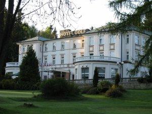 Parkhotel Golf Marianske Lazne, Mariánské Lázně