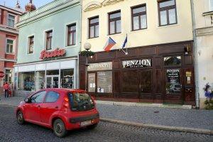 Penzion Aviatik, Čáslav