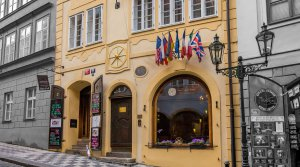 The Golden Wheel Boutique Hotel, Praha
